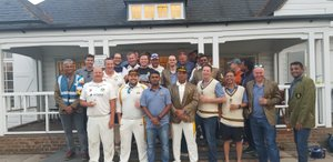 Singapore CC come out on top on Tuesday of Cricket Week