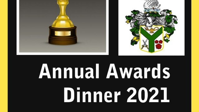 TCC Annual Awards Dinner, 2 Oct, Tickets Available