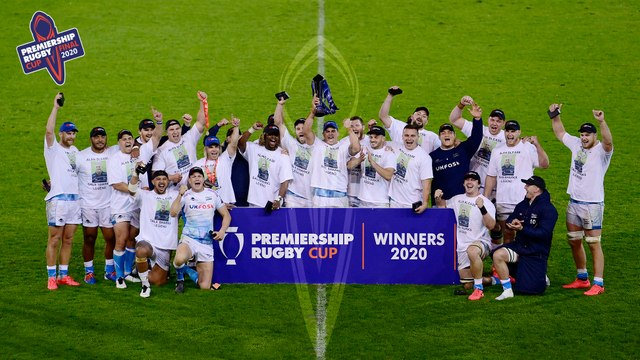 Premiership Rugby Cup Champions 2020