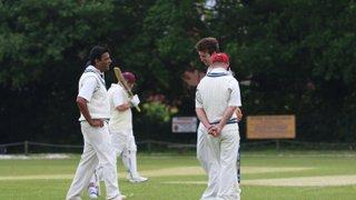 1st XI v Woodcoat Saturday 21st May