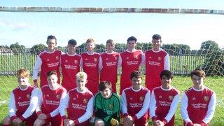 SYFC U17's - First League Match 2017/18 Season