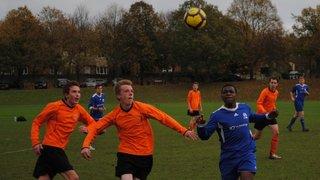 FC MMIX 6 - 1 Buckingham United, November 6th 2011