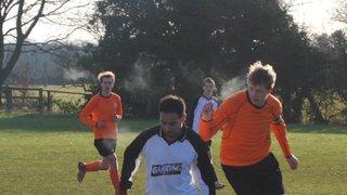 Stoke Hammond 7 - 2 Buckingham United, December 18th 2011