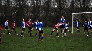MK Legends 0 - 1 Buckingham United, March 18th 2012