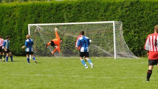 Buckingham United 5-4 Stoke Hammond, August 12th 2012