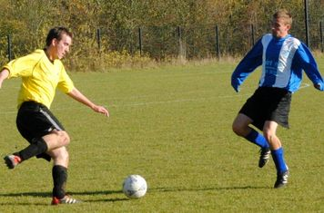Matt Ogle proved a promising new addition to United's squad, along with fellow debutant Lewis Dench.