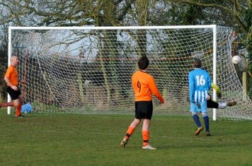 The OU 'keeper makes another save.
