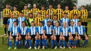 Buckingham United 2013-14 squad photos