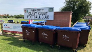 War against waste at Olney 7s
