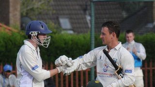 GCC 1st XI Beat Freuchie in season finale