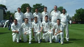 GCC Win at Grange - A Davies