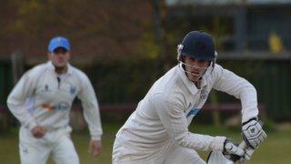 1st XI v Forfarshire CC - 30th April 2016