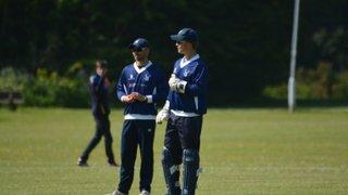 GCC 1XI vs Grange (Cup)