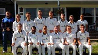 1st XI 2016 - Surrey Championship Division 3 Winners