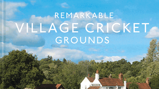"Master Park featured in new Book ""Remarkable Village Cricket Grounds"""