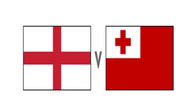 Rugby World Cup Sunday 22 September