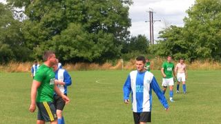 Reserves vs IDW FC, 11th August 2013