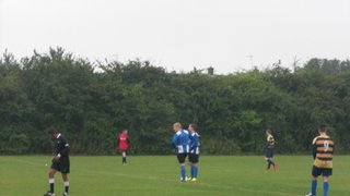 Padbury v Reserves, 25th August 2013
