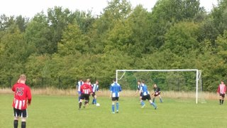 Bletchley Wanderers vs Reserves, 22nd September 2013