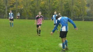 Stantonbury vs Reserves, 17th November 2013