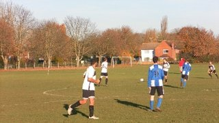 Newport Albion v Reserves, 1st December 2013