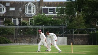 Grange 2nd XI vs Glenrothes 1st XI 14 June 2014
