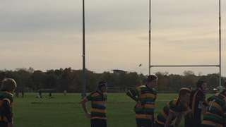 U16's at Broughton Park