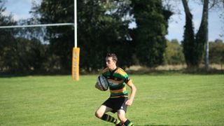 Littleborough Junior Colts vs Wirral (Pictures by John Glasgow)