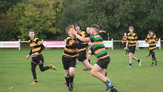 Littleborough Junior Colts vs Leigh (Pictures by John Glasgow)