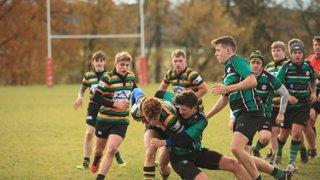 Lymm V Littleborough Junior Colts (Pictures by John Glasgow)