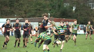Littleborough Junior Colts V Caldy (Pictures By John Glasgow)