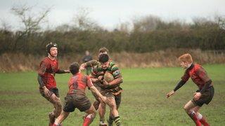 Chester V Littleborough Junior Colts