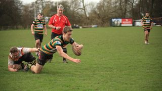 Crewe and Nantwich v Littleborough Junior Colts (pictures by John Glasgow)