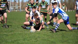 Winnington Park V Littleborough Junior Colts