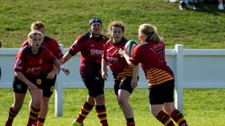 Harrogate Ladies V York RI Ladies (H) 18/09/2016
