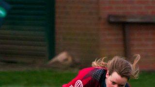 Harrogate Ladies v Scunthorpe Ladies - Cup Comp 05.02.2017