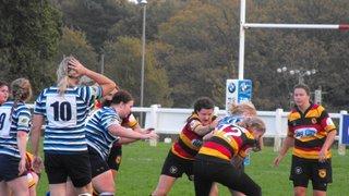 Harrogate Ladies v Halifax Ladies