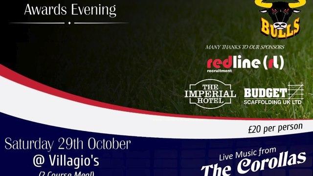 Club Awards Evening