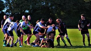 Rochford Rams vs Chelmsford IV