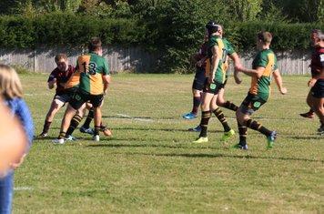 Newick vs Barns Green