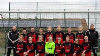 Netherton United 1 Cambridge Utd Women Reserves 1