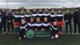 Ladies go down to two late goals after leading 2-1