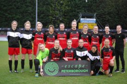 A magnificent end to the season as our Ladies are league runners up