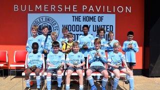 Woodley United U12 Mohawks 3 - 0 Sandhurst Town