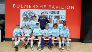 Reeves Rangers U13 2 - 2 Woodley United U13 Mohawks