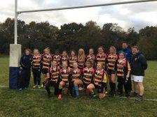 Ladies Under 18s Another Fine win