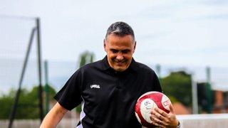 Basford Utd new manager Steve Chettle gives his 1st media interview