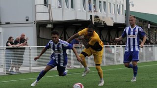 1st team put on a show to open home preseason campaign v Nuneaton- VIDEO NOW ON LINE