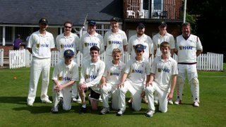Southwell CC Sunday Team Defeat West Bridgford Legion at TG.