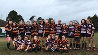 Girls U15s v Bridgwater & Albion